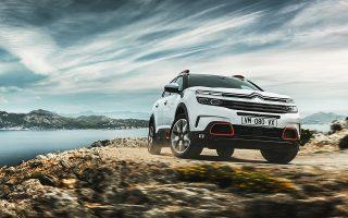 Με 30 προτάσεις εξατομίκευσης της εξωτερικής εμφάνισης το νέο SUV C5 Aircross είναι το πιο ολοκληρωμένο μοντέλο της κατηγορίας του.