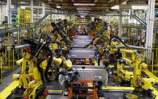 Το Πεκίνο εξακολουθεί να επιδοτεί τις κινεζικές βιομηχανίες υψηλής τεχνολογίας και να τις ενθαρρύνει να αποσπούν με τεχνάσματα τεχνογνωσία από τις αμερικανικές.