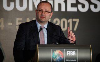 φωτογραφία αρχείου από FIBA (fiba.basketball/)