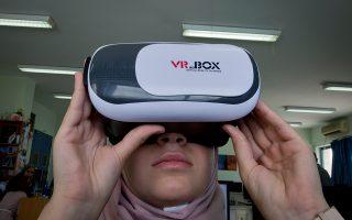 Η εικονική πραγματικότητα αναμένεται να μεταμορφώσει τον τρόπο με τον οποίο καταναλώνουμε, επικοινωνούμε και επιμορφωνόμαστε.