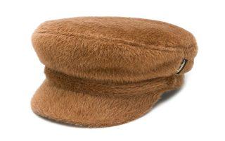 Baker boy καπέλο σε ανοιχτό καφέ €178,00
