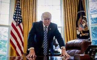 Αρνητικό αρχέτυπο μισογυνικής συμπεριφοράς αποτέλεσε ο Ντόναλντ Τραμπ μετά τη διαρροή συνομιλίας του, με θέμα «μεθόδους προσέλκυσης» γυναικών, όπου είπε χαρακτηριστικά: «Πρέπει να τις αρπάζεις από το εφήβαιο».
