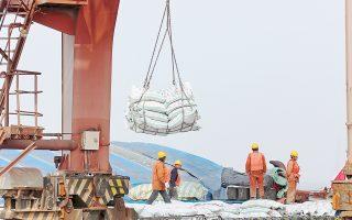 Το ενδεχόμενο επιδείνωσης των εμπορικών σχέσεων μεταξύ ΗΠΑ και Κίνας προκαλεί νευρικότητα στις αγορές.