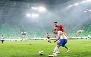 Το Nations League επιστρέφει στην καθημερινότητα της εθνικής ομάδας, η οποία θα έχει δύο αγώνες, με Ουγγαρία στις 12 Οκτωβρίου και με Φινλανδία στις 15 του ίδιου μήνα.