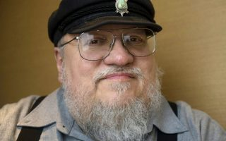 In this March 12, 2012 photo, George R.R. Martin, author of the popular book series