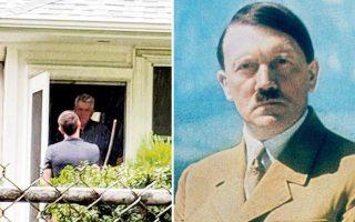 Ζώντας απομονωμένος σε μία έπαυλη έξω από το Λονγκ Άιλαντ, ο Αλεξάντερ Χίτλερ είχε αποφύγει κάθε επαφή με τους δημοσιογράφους.
