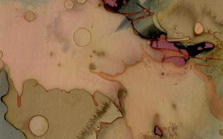 «Ναυάγιο». Τμήμα από το έργο του Γιάννη Μιχαηλίδη από την έκθεση «Ομορα σχήματα». Βιβλιοπωλείο του Μορφωτικού Ιδρύματος Εθνικής Τραπέζης, Αμερικής 13. Εγκαίνια, Πέμπτη 11 Οκτωβρίου, στις 8 μ.μ.