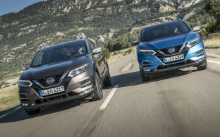 BARCELONA, Spain (Oct. 8, 2018) – Nissan is providing a new level of performance for drivers seeking the ultimate urban crossover. The Qashqai, Europe's best-selling crossover, is now more appealing than ever with a new range of highly efficient gas powertrains, plus an all-new infotainment system with significantly enhanced functionality.