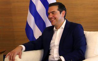 Ο πρωθυπουργός, Αλέξης Τσίπρας συνομιλεί με τον Πρόεδρο της Κυπριακής Δημοκρατίας, Νίκο Αναστασιάδη (Δεν εικονίζεται) κατά τη διάρκεια συνάντησής τους,  στην 6η Τριμερή Σύνοδο Κορυφής Ελλάδας, Κύπρου και Αιγύπτου, στην Ελούντα της Κρήτης, Τετάρτη 10 Οκτωβρίου 2018.Τον πρωθυπουργό  συνοδεύουν ο υπουργός Εξωτερικών, Νίκος Κοτζιάς, ο υπουργός Ενέργειας και Περιβάλλοντος, Γιώργος Σταθάκης, ο υπουργός Ψηφιακής Πολιτικής, Τηλεπικοινωνιών και Ενημέρωσης, Νίκος Παππάς, ο υφυπουργός Εξωτερικών αρμόδιος για θέματα Ομογένειας, Τέρενς Κουίκ, ο υφυπουργός Οικονομίας και Ανάπτυξης, Στάθης Γιαννακίδης και ο υφυπουργός Εργασίας αρμόδιος για θέματα Κοινωνικών Ασφαλίσεων, Τάσος Πετρόπουλος. ΑΠΕ-ΜΠΕ/ΑΠΕ-ΜΠΕ/ΝΙΚΟΣ ΧΑΛΚΙΑΔΑΚΗΣ