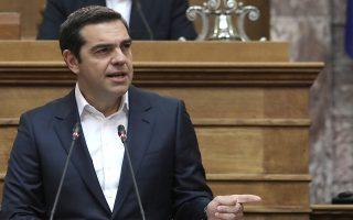 Ο κ. Αλέξης Τσίπρας καλείται το αμέσως επόμενο διάστημα να ισορροπήσει ανάμεσα σε εντελώς αντίθετες θέσεις, από τη μία του εσωκομματικού ακροατηρίου του και από την άλλη του κυβερνητικού εταίρου.