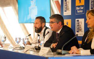 Ο Λ. Κουκιανάκης και ο Σπ. Πασχάλης συνεργάστηκαν στενά για την υλοποίηση της καινοτόμου ιδέας.