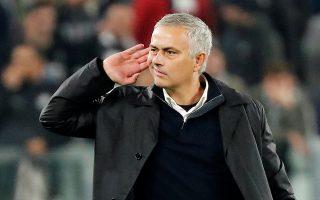 Ο ιδιόρρυθμος προπονητής της Γιουνάιτεντ ξεσήκωσε το γήπεδο της  Γιουβέντους μετά τη λήξη του αγώνα.