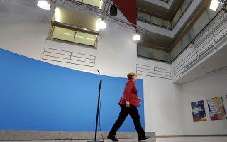 Από την εποχή που ξέσπασε η κρίση στην Ελλάδα, στο τιμόνι της πιο ισχυρής χώρας της Ευρώπης βρίσκεται η καγκελάριος Αγκελα Μέρκελ.