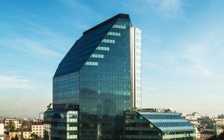 Η κατασκευή του City Tower ολοκληρώθηκε πριν από σχεδόν ένα χρόνο και αποτελεί τη μεγαλύτερη επένδυση της ΓΕΚ ΤΕΡΝΑ στη Σόφια της Βουλγαρίας.
