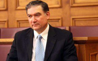 Ο τέως πρόεδρος της Ελληνικής Στατιστικής Υπηρεσίας Ανδ. Γεωργίου.