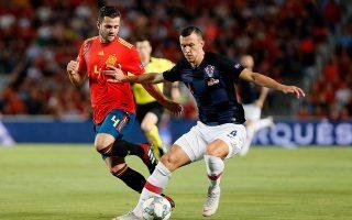 Οι Κροάτες θα επιχειρήσουν να διασκεδάσουν τις εντυπώσεις από το ντροπιαστικό 6-0 της Ισπανίας στον πρώτο αγώνα.