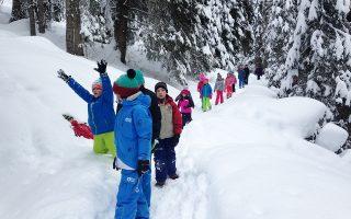 Η ταινία «Children of the Universe» της Camille Budin εκτυλίσσεται στα ελβετικά βουνά.