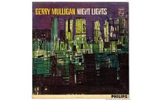 «Night Lights», το άλμπουμ που κυκλοφόρησε το 1963 από τη Philips, με συνθέσεις κυρίως του Τζέρι Μάλιγκαν.