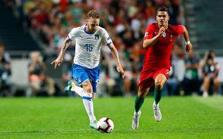 Η Ιταλία υποδέχεται την Πορτογαλία απόψε στο Μιλάνο, με την ομάδα του Σάντος να έχει την άνεση των δύο αποτελεσμάτων (νίκη ή ισοπαλία).