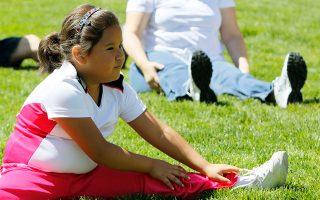 Η συστηματική άσκηση είναι μια καλή λύση για το σημαντικό πρόβλημα της παιδικής παχυσαρκίας.