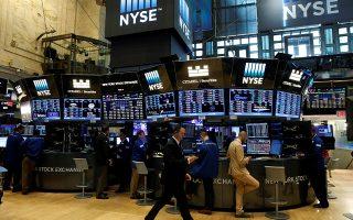 «Υπάρχει ανησυχία στην αγορά. Δεν είναι παράλογη, καθώς οι προβλέψεις κάνουν λόγο για επιβράδυνση της οικονομίας», τονίζουν χρηματιστηριακοί αναλυτές.