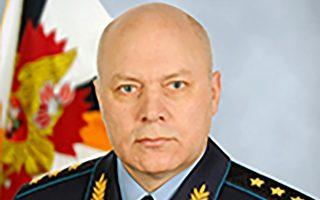 Ο Ιγκόρ Κόρομποφ, επικεφαλής της υπηρεσίας πληροφοριών του ρωσικού στρατού.