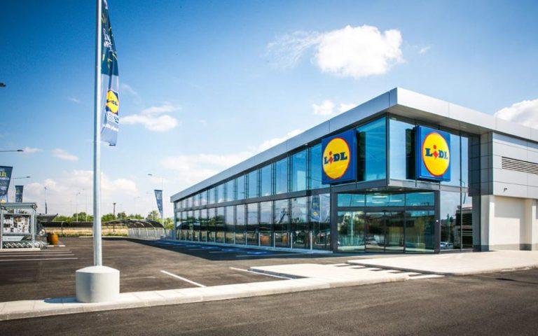 Επενδύσεις ύψους 100-120 εκατ. σχεδιάζει η Lidl Ελλάς για το 2019