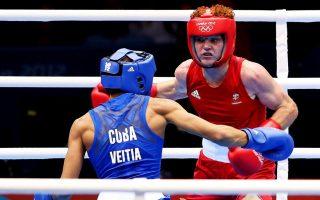 Σε ανοικτή ρήξη με τη ΔΟΕ βρίσκεται η παγκόσμια ομοσπονδία πυγμαχίας.