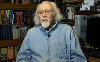 Ο Ζορές Αλεξάντροβιτς Μεντβέντεφ (1925-2018), κορυφαίος επιστήμονας, διανοούμενος και γενναίος άνθρωπος.