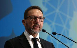 Χαιρετισμό στην εκδήλωση με θέμα «Κρίση και διαρθρωτικές μεταρρυθμίσεις» θα απευθύνει ο διοικητής της ΤτΕ Γ. Στουρνάρας.