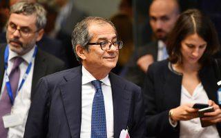 Ο Ιταλός υπουργός Οικονομικών Τζοβάνι Τρία (φωτ.) δήλωσε πως η κυβέρνηση πρέπει να λάβει υπόψη της «τους φόβους των Ευρωπαίων εταίρων» και τις ανησυχίες των επενδυτών.