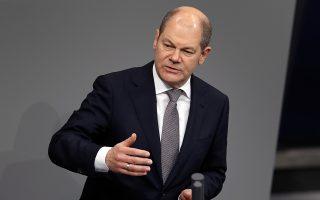 Ο υπουργός Οικονομικών της Γερμανίας Ολαφ Σoλτς προανήγγειλε ότι στις 3 Δεκεμβρίου τα κράτη-μέλη της Ευρωζώνης σκοπεύουν να συμφωνήσουν για τη μετατροπή του Eυρωπαϊκού Mηχανισμού Σταθερότητας (ESM) σε ευρωπαϊκό νομισματικό ταμείο.