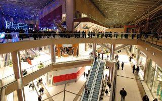 Η λειτουργική κερδοφορία του The Mall Athens διαμορφώθηκε σε 20,7 εκατ., αυξημένη κατά 4,1%.