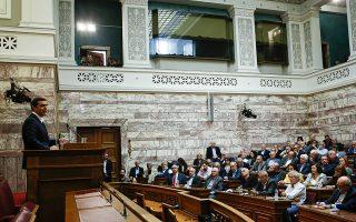 Ο πρωθυπουργός την περασμένη Τρίτη παρουσίασε στην Κ.Ο. του ΣΥΡΙΖΑ πρόταση του κόμματος σχετικά με τη συνταγματική αναθεώρηση.