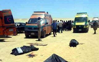 EGYPT COPTIC CHRISTIANS ATTACKED