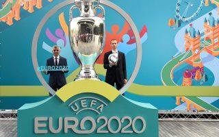 BRITAIN SOCCER UEFA EURO 2020