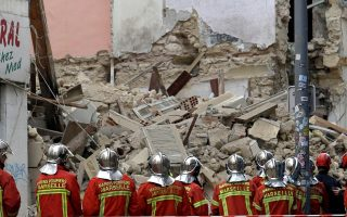 France Building Collapse