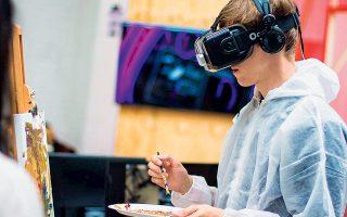 Τα όρια του virtual reality διευρύνονται συνεχώς και πλέον καλύπτουν αμέτρητα πεδία.