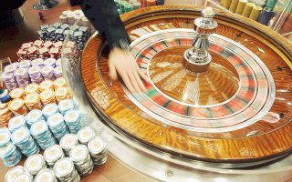 Η εταιρεία γνωστοποίησε ότι βρίσκονται σε εξέλιξη συζητήσεις με τρεις επενδυτές, οι οποίοι ενδιαφέρονται για τις τρεις επιχειρήσεις που ελέγχει η Τheros International Gaming Inc. Πρόκειται για τα καζίνο του Ρίου, της Κέρκυρας και της Αλεξανδρούπολης.