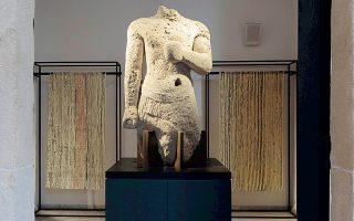 Ο ελληνικός πολιτισμός αποτέλεσε εκκίνηση στην έμπνευσή της.
