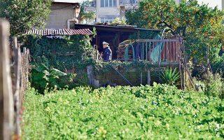 Τις υπό κατάρρευση εγκαταστάσεις έξω από τη Νάπολη, ιδιοκτησίας του πατρός Ντι Μάιο, δέσμευσε χθες η δημοτική αστυνομία.