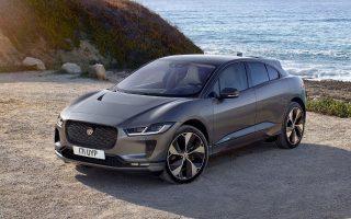 Αυτή είναι η αμιγώς ηλεκτρική Jaguar I-Pace