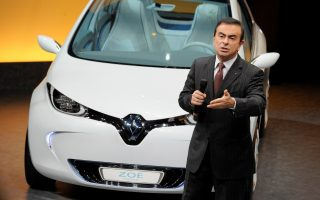 (FILE) FRANCE ECONOMY RENAULT GHOSN