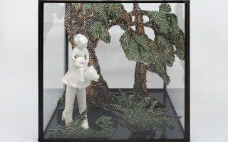 «Obsession», έργο της Κυριακής Μαυρογεώργη.