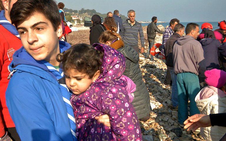 Κομισιόν: Εκτακτη βοήθεια 43,7 εκατ. ευρώ στην Ελλάδα για τους πρόσφυγες