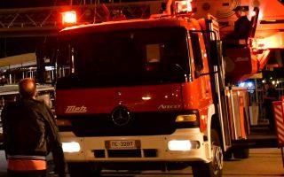 Πυροσβέστες επιχειρούν να μεταφέρουν με γερανοφόρο όχημα τραυματισμένη Γερμανίδα τουρίστρια από το Ιστιοφόρο Γαλιλαίος, Τρίτη 25 Σεπτεμβρίου 2018. Η Γερμανίδα τουρίστρια τραυματίστηκε σοβαρά στην μέση της μέσα στο πλοίο και κρίθηκε αναγκαία η μεταφορά στο Νοσοκομείο Αργολίδος. Η Πυροσβεστική υπηρεσία Ναυπλίου με το γερανοφόρο όχημα παρέλαβε την τραυματισμένη τουρίστρια. ΑΠΕ-ΜΠΕ/ΑΠΕ-ΜΠΕ/ΜΠΟΥΓΙΩΤΗΣ ΕΥΑΓΓΕΛΟΣ