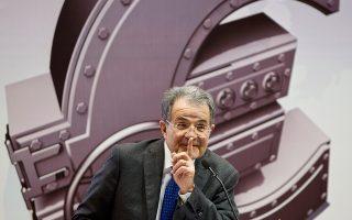 Η Ιταλία είχε 63 κυβερνήσεις τα τελευταία 64 χρόνια της απλής αναλογικής! Ο Prodi (φωτ.), ο οποίος ηγείτο μιας κυβέρνησης αποτελούμενης από 14 κόμματα (L' Unione), έπεσε το 2008 από τον Clemente Mastela. Ο Mastela αντιπροσώπευε το 1,4% των ψηφοφόρων.