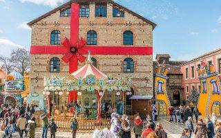 Την περασμένη χρονιά ο Μύλος των Ξωτικών στα Τρίκαλα συγκέντρωσε πάνω από 1,1 εκατ. επισκέπτες. (Φωτογραφία: Shutterstock)