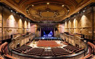 20 εκατ. ευρώ στοίχισε η ανακαίνιση του θεάτρου Alexandra Palace.