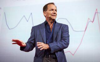 Ο δισεκατομμυριούχος επενδυτής Πολ Τιούντορ κάνει λόγο για «παγκόσμια φούσκα χρέους».